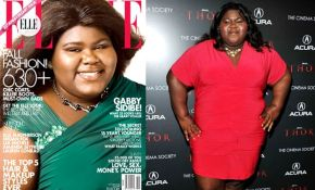 Gabourney Sidibe had her skin lightened on the cover of Elle Mag (http://jezebel.com/5640135/elle-also-seems-to-have-also-lightened-gabourey-sidibes-skin)