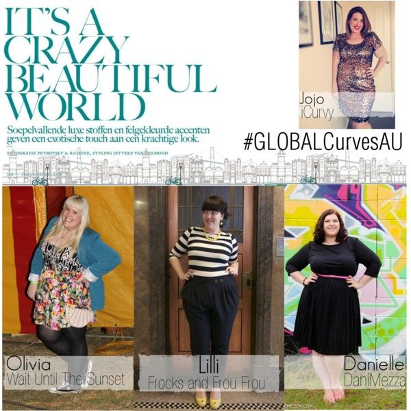 GLOBAL Curves AUSTRALIA #GLOBALCurvesAU