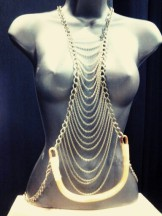 "CANDID ART Accessories ""Warrior Chain"""