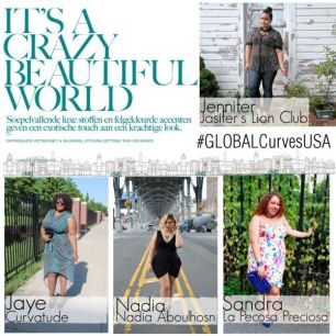 GLOBAL Curves USA #GLOBALCurvesUSA