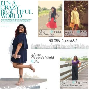 GLOBAL Curves ASIA #GLOBALCurvesASIA