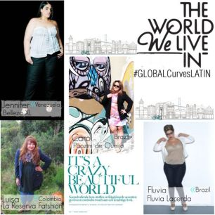 GLOBAL Curves LATIN AMERICA #GLOBALCurvesLATIN