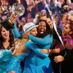 Amber Riley Wins Dancing With The Stars