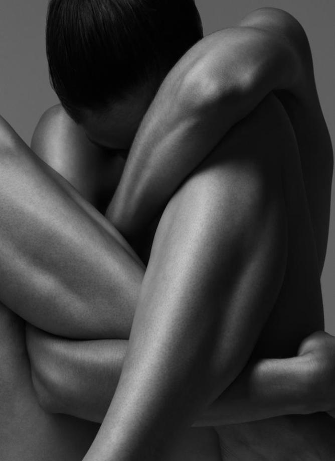 "Body 1 [""Knots"" by Klaus Kampert via http://id-quodvidemus.tumblr.com/]"