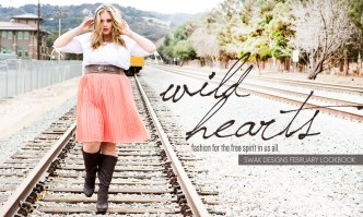 SWAK Wild Hearts February Lookbook