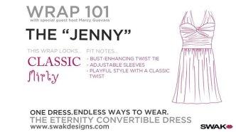 """SWAK's Wrap 101 The """"JENNY"""""""