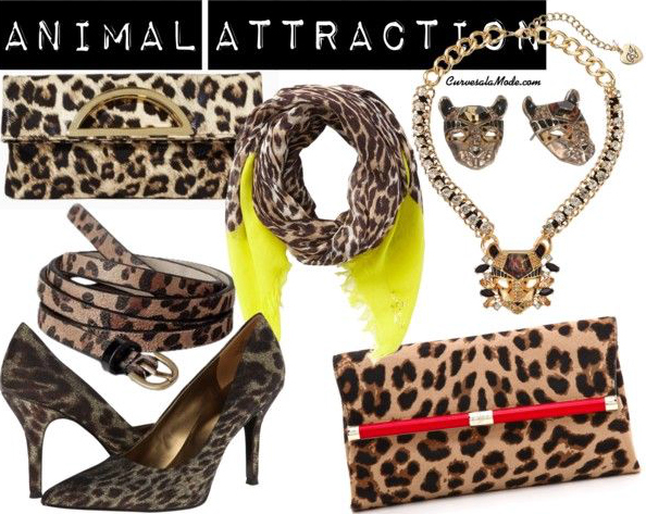 Animal Attraction by curvesalamode.com
