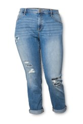 AVA and VIV Ankle Jean in Light Wash, $34.99, available at Target.