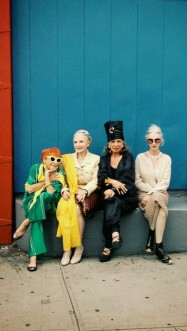 Advanced Style ladies