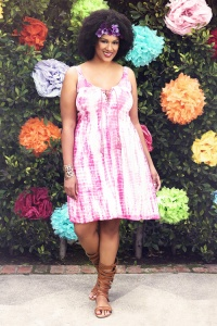 Lana Tie Dye Dress. Click photo to GET IT NOW!