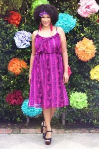 Natalia Chiffon Dress. Click photo to GET IT NOW!