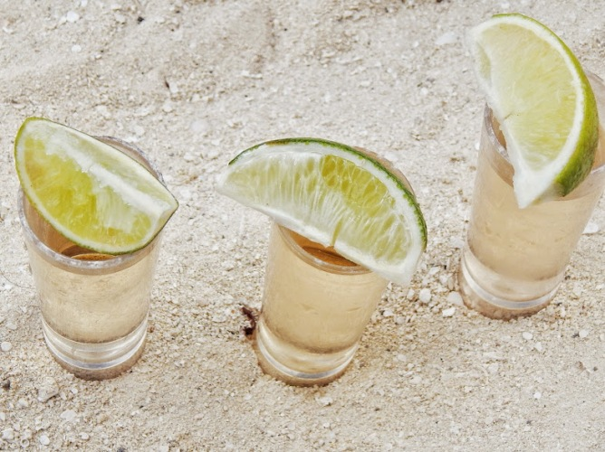 One tequila, Two tequila...more!