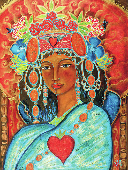 """Queen of Her Own Heart"" by Shiloh Sophia McCloud"