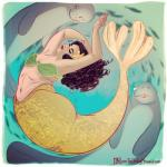 Illustration used in featured image for this post: via The Chubby Mermaid