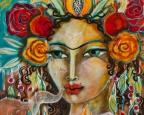 Artist à la Mode | Shiloh Sophia McCloud