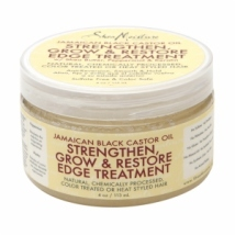 SHEA MOISTURE Jamaican Black Castor Oil Grow & Restore Edge Treatment