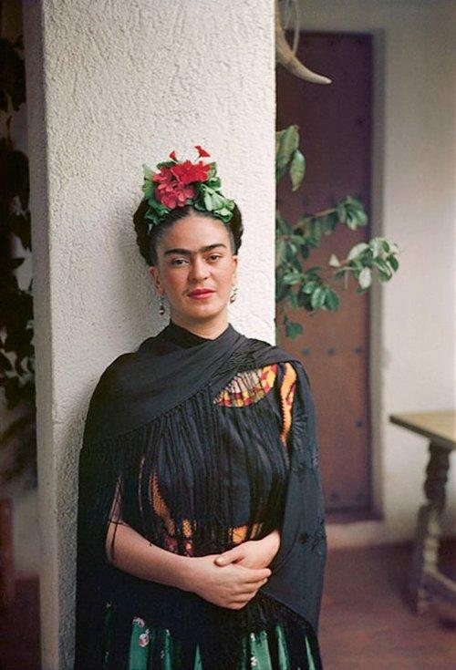 Frida Kahlo. Tizapán, 1937