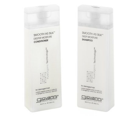 GIOVANNI Shampoo & Conditioner
