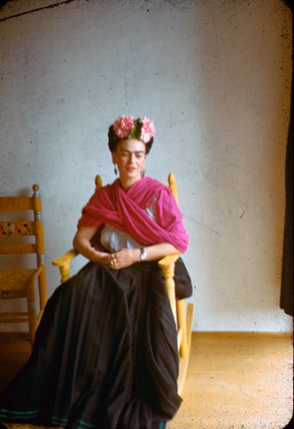 Nickolas Muray 'Frida Kahlo' c.1940