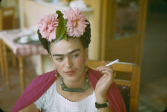 Nickolas Muray 'Frida, Mexico, 1940′ c.1940