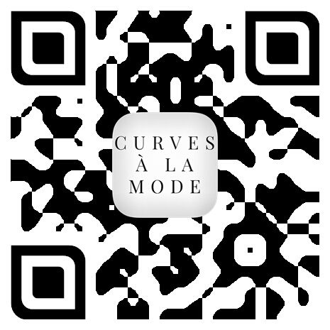 Don't miss a thing! Scan the QR code below & Download the Curves à la Mode app to your smartphone or tablet from the Google Play Store today.