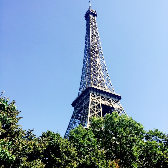 Hello Eiffel Tower!