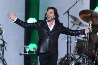 Marco Antonio Solis performs onstage at iHeartRadio Fiesta Latina presented by Sprint at American Airlines Arena on November 7, 2015 in Miami, Florida.