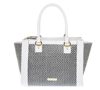 Liz Claiborne Windsor Shopper Tote Bag