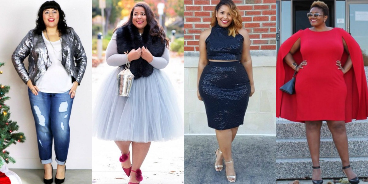 25 Plus-Size Looks That Will Inspire You This Holiday Season
